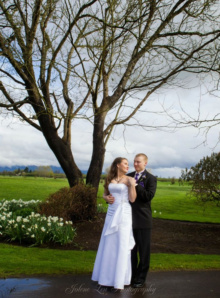 Beautiful Wedding Venue Near Eugene Oregon Shadow Hills Country Club By Jolene Leu Photography