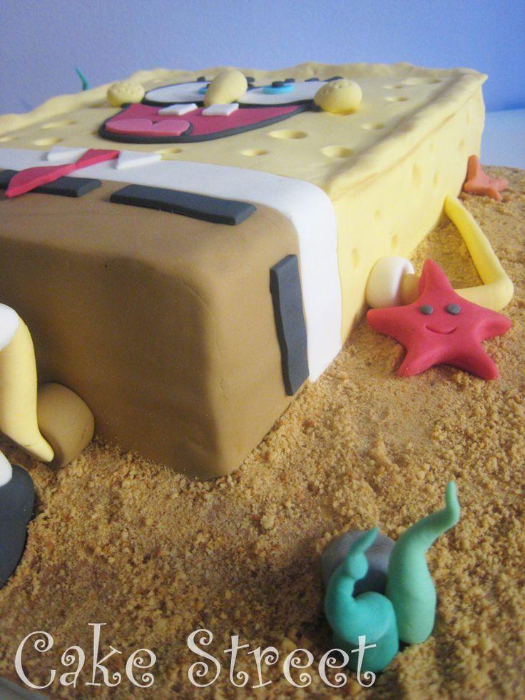 Sponge Bob Cake!