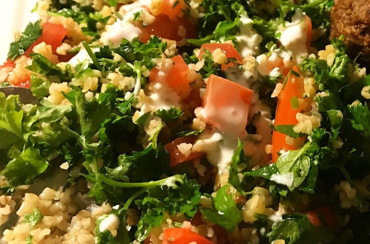 Tabbouleh Recipe by Simon Majumdar