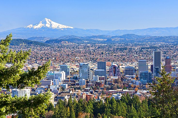 10. Portland, USA