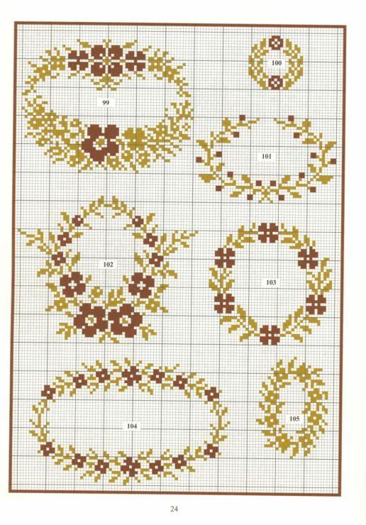Gallery.ru / Фото #6 - Valerie Lejeune - Repertoire des motifs 1200 - velvetstreak