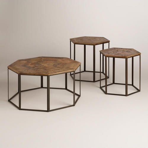 Unique Coffee Table Sets: Side Tables Images On Pinterest