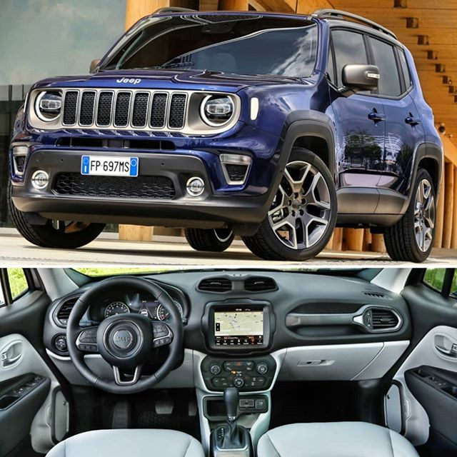Pin De Nobert Muyaka Em Super Suvs Nm Jeep Renegade Jeep