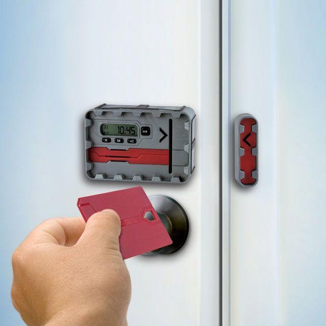 door alarms spy gear | Door Designs Plans & 25+ best ideas about Door alarms on Pinterest | Home safety Door ... Pezcame.Com