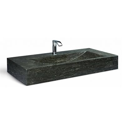 Unik Stone Sink : ... Stone Sink on Pinterest Sinks, Vessel Sink and Bathroom Sinks For