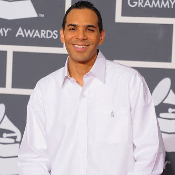 Al Walser wearing our brand at the Grammys in Hollywood.