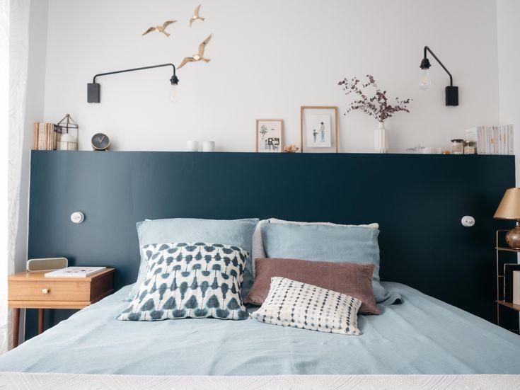 Die skandinavische und poetische Wohnung von Nathalie aus dem Blog Thalieandco // Hëllø …