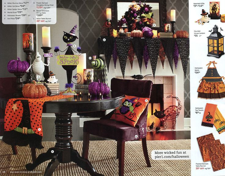 no one does of line of whimsical halloween decorations quite like pier 1 pure halloween - Pier 1 Halloween