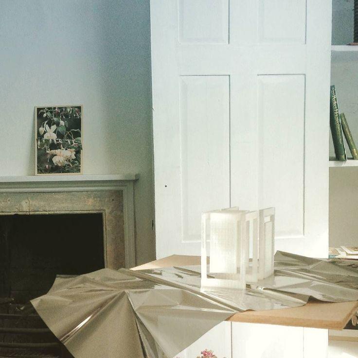 Pi (2017) installation view  PLA Survival blanket timber  #fringeartsbath #contemporaryart #conceptualart #contemporarydrawing #conceptualdrawing #contemporarysculpture #sculpture #smallsculpture #jodyhamblin #kunst