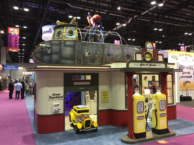 Iplayco is at the #IAAPA 2016 trade show in Orlando FL. Drop by our booth 3862.  Here is a section of our My Town. You can also see our Turo Slide, Custom Theming and more!  #Iplayco #weBUILDfun