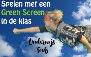 Wil jij ook een superheld worden? Bekijk dan deze Blog en Vlog waarin wij laten zien wat jij allemaal kan met een Green Screen in de klas! http://onderwijs.tools/?p=434