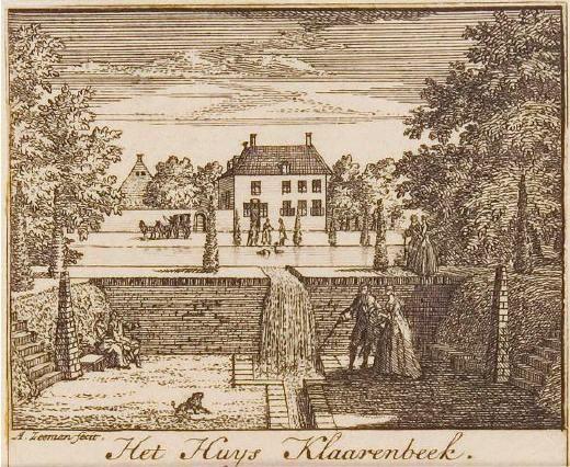 Zypendaal 18e eeuw