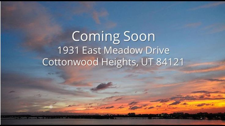 1931 East Meadow Drive Cottonwood Heights 84121 4 bed 1.75 ba 2 Kitchens 3000 sq ft  https://gp1pro.com/USA/UT/Salt_Lake/Salt_Lake_City/Cottonwood_Heights/1931_East_Meadow_Drive.html  1931 E Meadow Dr is a 4 bedroom 1.75 bathroom rambler house in Cottonwood Heights, UT 84121. This almost 3,000 square foot house sits on a 0.38 acre lot and features beautiful views. This property was built in 1956.  Nearby schools include Bella Vista School, Bella Vista School and Ridgecrest School. The…