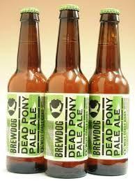 Dead Pony Pale Ale - Brewdog Company - Eigen beoordeling: 7,5