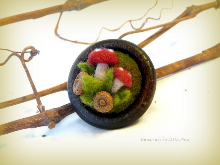 Ciupercute... de Little.Ana Breslo
