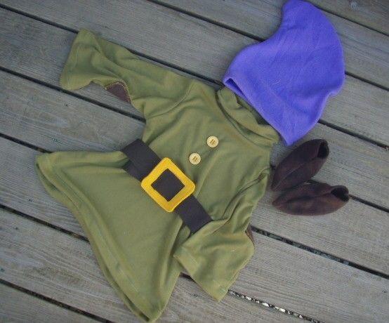 DOPEYseven dwarfscostumeDISNEY by maxandmeena on Etsy, $46.00