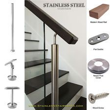 Stainless Steel Stair Parts Modern ...
