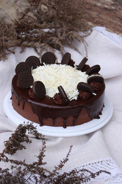 Rezept Schokoladen Buttercreme Torte Tortenlust Food Corner