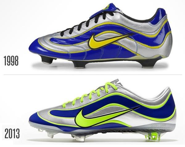 Nike Mercurial Vapor Reborn – Limited Edition XV Release