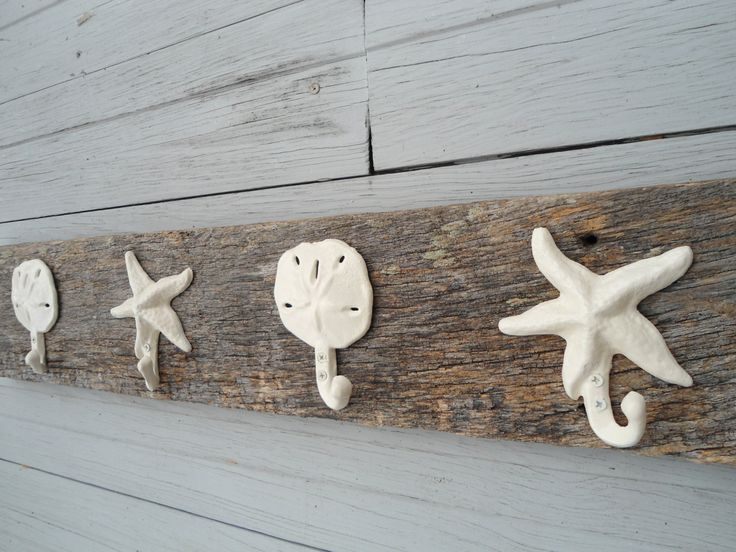 rustic barn wood beach home decor house decor by riricreations, $58.00