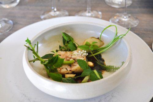 noma copenhagen turbot celery