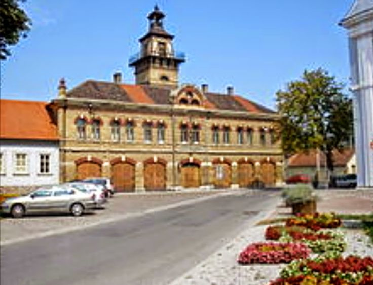 Slavonski Brod Je Divan Grad Na Rijeci Savi Sijecanj 2015 Slavonski Brod Zagreb Eastern Europe