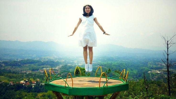 Siap-Siap Takjub dengan Wisata Bukit Panorama Bogor