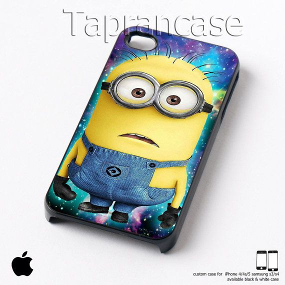 Hey, I found this really awesome Etsy listing at http://www.etsy.com/listing/163639042/despicable-minion-in-galaxy-taprancase