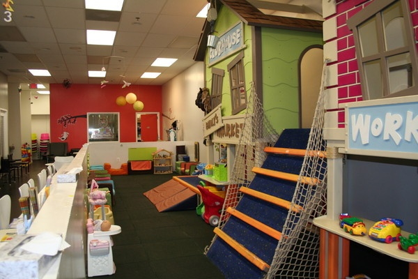 Layout  At Play Cafe Reston VA  Small Business Play