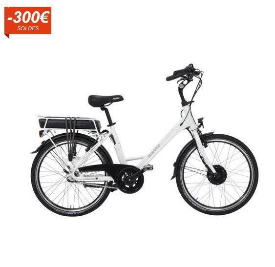 Soldes Vélo Electrique Cdiscount, achat EASYBIKE Vélo Electrique VAE Easycool M01 - N3 24 pas cher prix promo Soldes Cdiscount 699.83 € TTC au lieu de 999.99 €