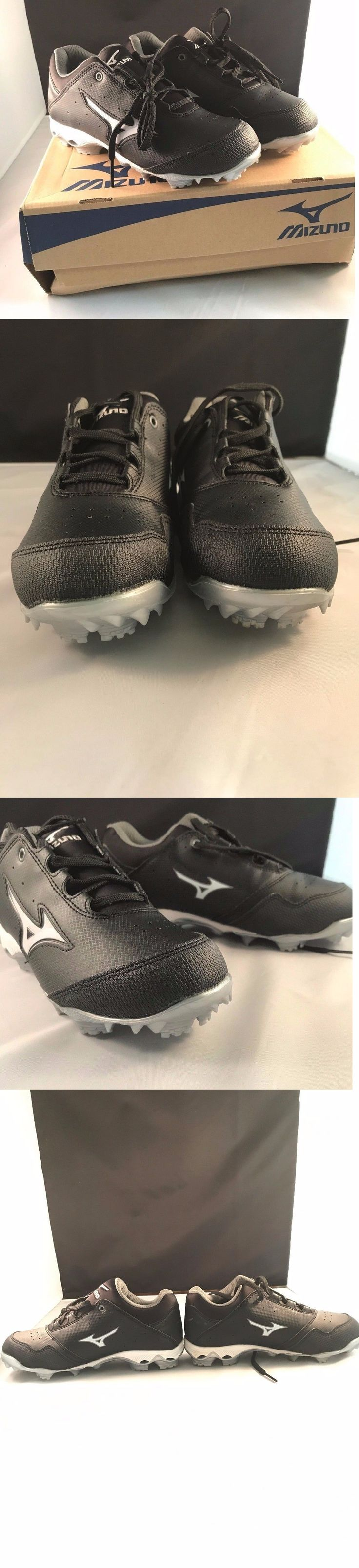 Womens 159060: Mizuno 9 Spike Finch Elite Switch Black White Size 7.0 Women S Softball Cleat -> BUY IT NOW ONLY: $49.99 on eBay!
