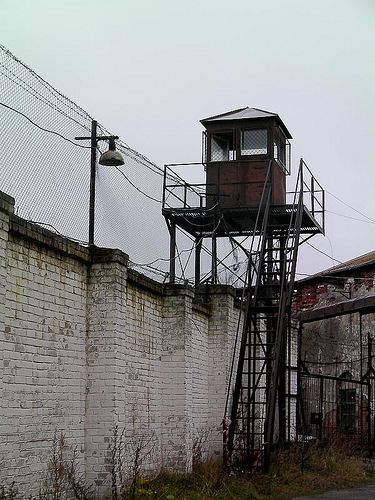 Prison guard/correctional officer  Patarei Prison by tm-tm, via Flickr