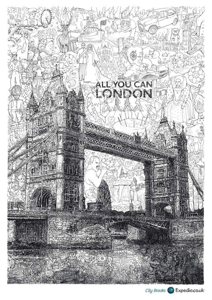 90 publicités designs et créatives Novembre 2012 - #Olybop