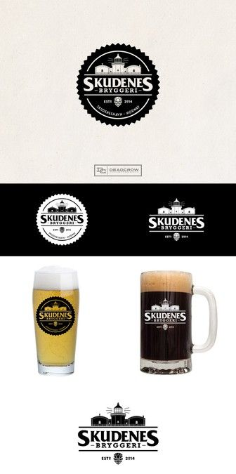 Brewery Logo by DEADCROW™ artworks
