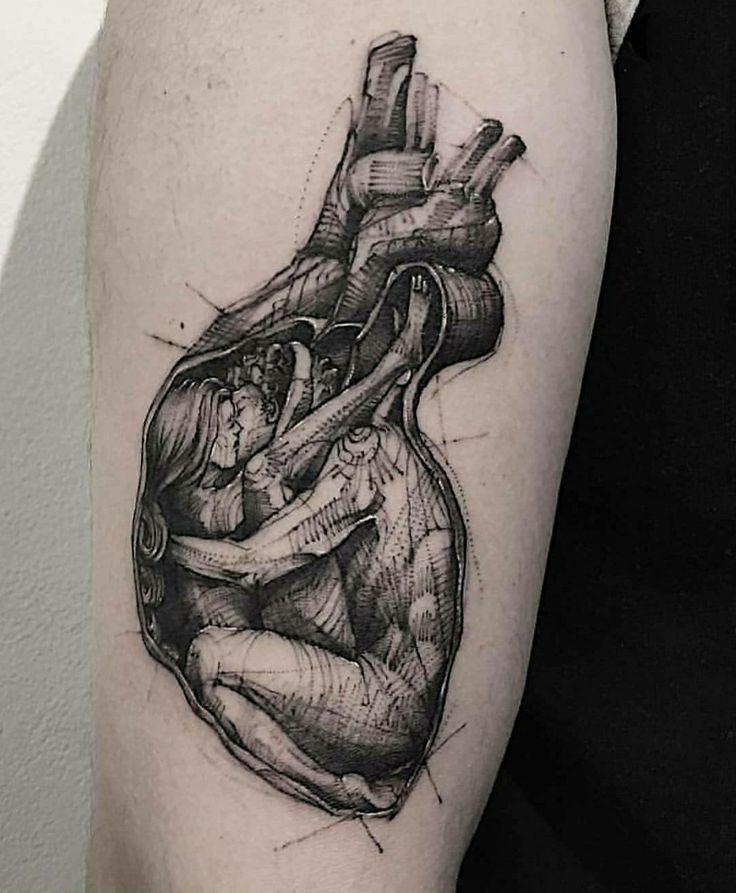 Amazing Love Making Tattoo Idea Forearm Tattoo Design Forearm