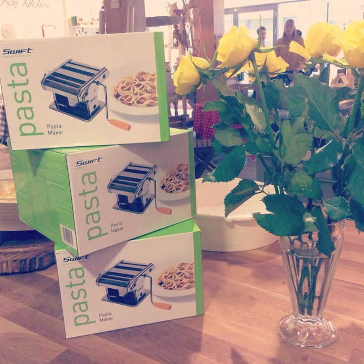 Get creative in this kitchen with one of our fun pasta makers!