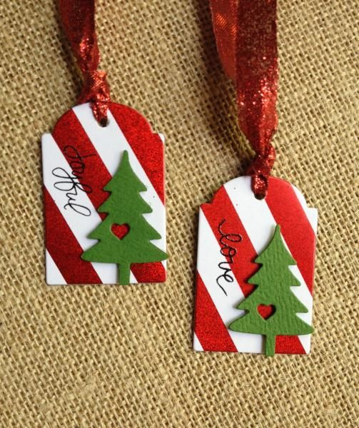 Christmas  Tags by lisaadd - Cards and Paper Crafts at Splitcoaststampers