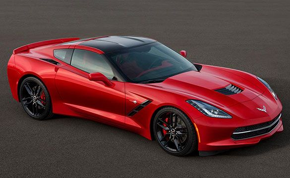 The Legend Returns - Introducing the 2014 Chevrolet Corvette Stingray