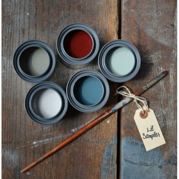 ChalkWorthy Lil  Sampler Kit. 136 best Chalkworthy  Antiquing Paint images on Pinterest   Color
