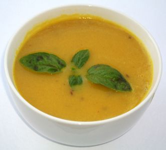 Mung Dal ka Shorba - Supa de Linte Mung