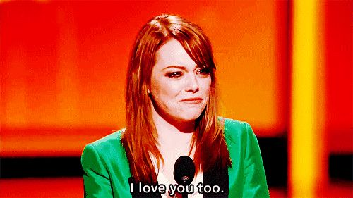 Pin for Later: 25 Things You Can Learn From Emma Stone How to Reciprocate Real, Human Emotions