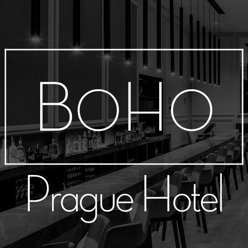 """We love a good design hotel and Boho Prague's minimalist design, luxurious rooms, and central location make it great home base in #Prague."" Book now your room at the Hotel! :D http://bit.ly/1Qf9CTs"