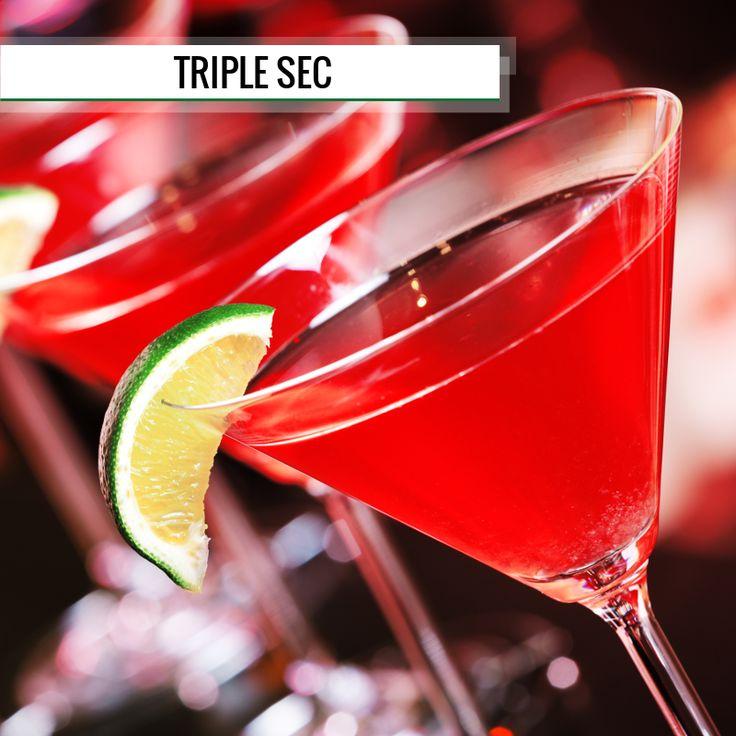Triple Sec do drinków z wódką - Lubuski Vodka