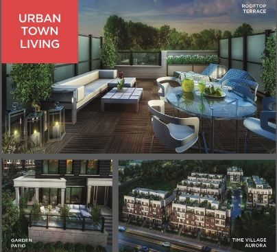Now Open Urban Town Living in Pickering with prices starting from $ 389,900 up to 1,395 sq. ft. as featured by Homes Digital Magazine. #homesmagazine