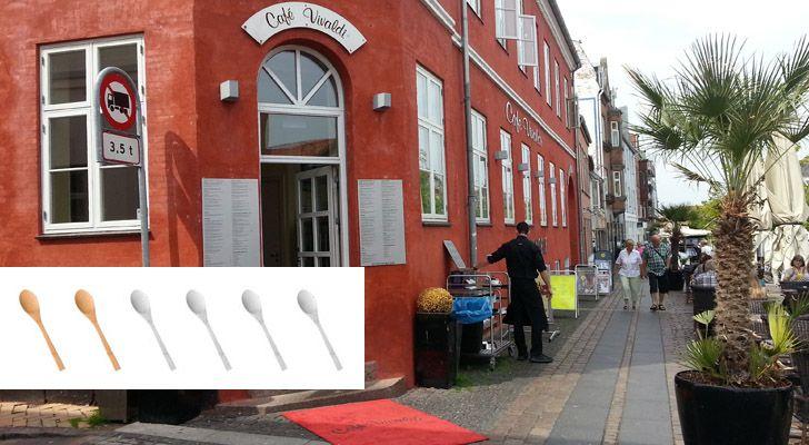 Cafe Vivaldi Holbæk #food #foodie #foodporn #foodreview
