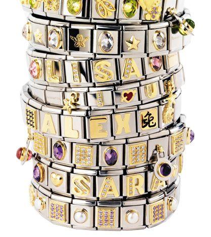Nomination Bracelet.. Love it....:-)