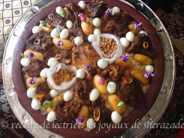 17 best images about recette de couscous cuisine algerienne on pinterest couscous gluten - Cuisine algerienne traditionnelle ...