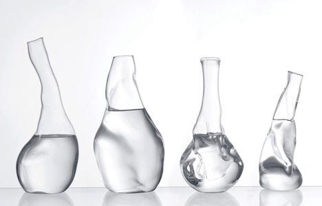 For Bologna Water Design at Cersaie, with the aid of parametric software, a series of localized bottles were created to visualize the specif...