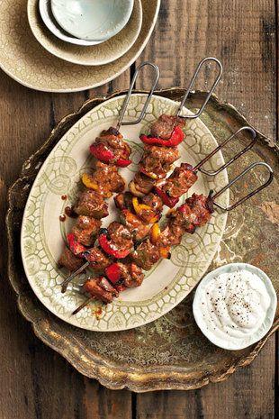 Food Middle East/North Africa - Eten Midden Oosten/Noord Afrika (Turks/Kebap - Turkish/Kebabs)
