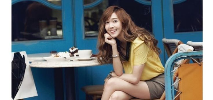 [Style Files #2] Jessica Jung for Coming Step